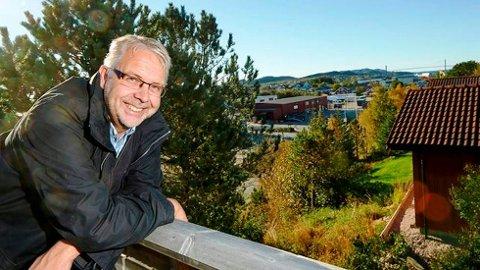 PÅ ANDREPLASS: Et mindretall i valgkomiteen ønsket Pål Sæther Eiden som listetopp for Høyre i Nord-Trøndelag.