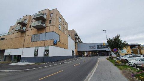 Søker kremmer: Mekk-kjeden har i ett år forsøkt å få rett driver av den planlagte butikken i Amfi-senteret på Rørvik. Målet er åpning i juni.