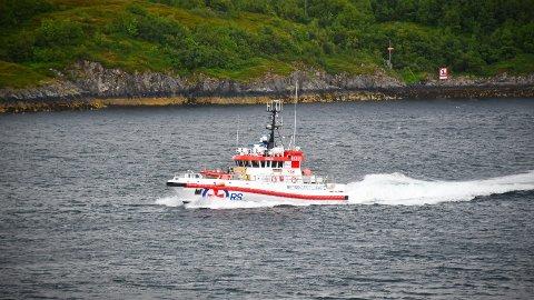 ØKNING: Redningsselskapet måtte rykke ut på 213 oppdrag i Trøndelag i sommer. Her ser vi  Redningsskøyta «Harald V».