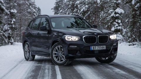 BMWs nye X3 har blitt en større - og enda bedre - bil.