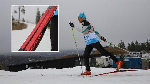 SKILØPER: Tidligere langrennsløper Siri Halle har gått til innkjøp av felleski, noe hun også anbefaler andre.