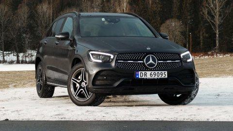 Tyske TÜV har sett nærmere på ni millioner bruktbiler. Det er den populære SUV-en Mercedes GLC som kommer aller best ut – med færrest feil.