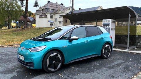 Volkswagen har levert ut ID.3 i voldsomt tempo de to siste månedene. Nå er det over 4.400 eksemplarer på norske veier.