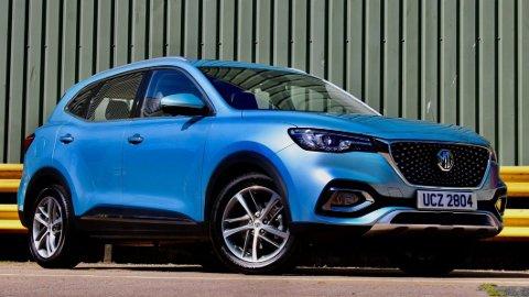EHS er andre bil ut fra MG i Norge. Den har en prislapp som vil gjøre den svært interessant i det norske markedet.