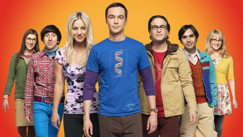 «Big Bang Theory» har gjort stor suksess de siste årene, og finnes tilgjengelig i hele 12 sesonger på Dplay.