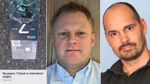 Bjørn Vidar fra Trondheim og Carl-Axel fra Bergen er to av mange nordmenn som er blitt svindlet av falske annonser. De mener Finn.no ikke tar nok grep for å bli kvitt svindlere og kriminelle på nettstedet.