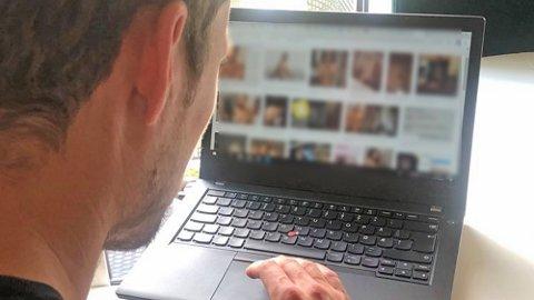 Ulovlig bildedeling: En rekke kjendiser har fått hacket sine private bildekontoer. Mange opplever at nakenbilder som er kommet på avveie er nærmest umulig å få fjernet.