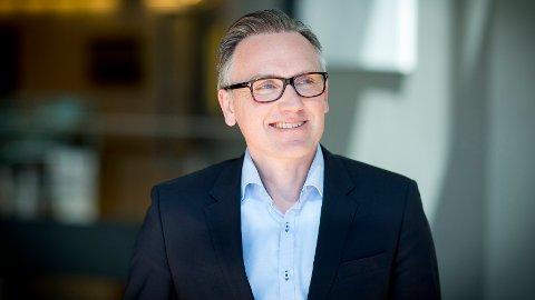 Klare anbefalinger: Espen K. Furnes har jobbet som porteføljeforvalter siden 90-tallet. Nå har han stor tro på fem utvalgte aksjer, både på kort og lengre sikt.