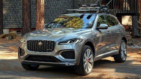 NYHET: Jaguar oppdaterer sin F-Pace. Den viktigste nyheten for det norske markedet er at den nå blir ladbar.