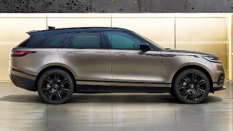 Range Rover Velar har fått mye skryt for designet. Nå får den også en viktig nyhet for det norske markedet, den kommer nemlig som ladbar hybrid med inntil 53 kilometer elektrisk rekkevidde.