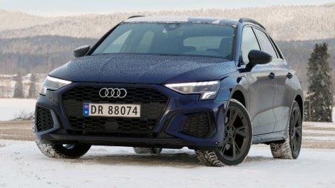 PLUG-IN HYBRID: Dette er nye Audi A3 40 TFSIe – bilen som erstatter den tidligere storselgeren som het A3 e-tron.