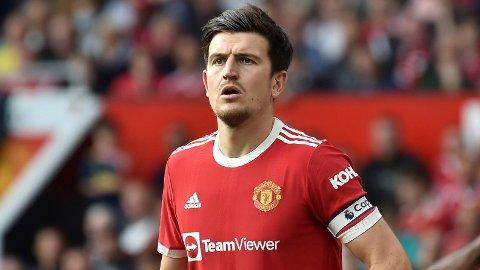 - NY KONTRAKT: Harry Maguire skal etter sigende bli tilbudt en ny og forbedret kontrakt i Manchester United.
