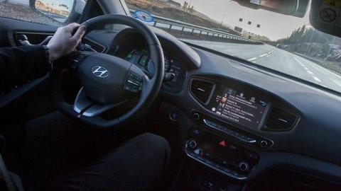 BILLIGST: Av alle elbilene på markedet kommer du lengst – og dermed billigst – med Hyundai Ioniq.