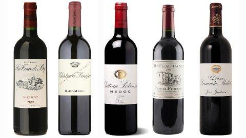 DE BESTE ÅRGANGENE: Med vintips fra ekspert Veslemøy Hvidsten finner du frem til de beste Bordeaux-årgangene.