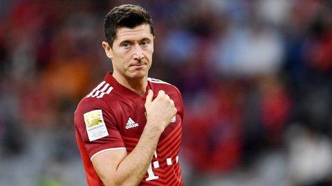 KAN FORLATE BAYERN: Robert Lewandowski har vært en av de absolutt beste spillerne de siste sesongene, og kan være på vei bort fra Bayern München.