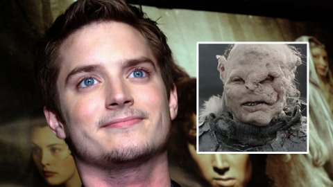 """LETTER PÅ SLØRET: Elijah Wood spilte Frodo i Ringenes Herre-filmene. Nå letter han på sløret om en godt bevart hemmelighet. Her er han avbildet på premieren av """"Ringenes Herre: Ringens Brorskap"""" i 2001."""
