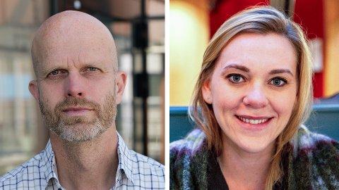 FORUTSIGBARHET: Hallgeir Kvadsheim og Lene Drange mener du bør vektlegge forutsigbarhet om du vurderer å binde renten.