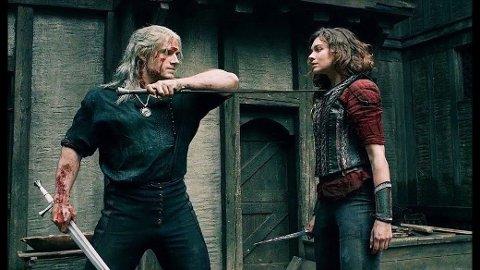 The Witcher er en av seriene som overrasket positivt da den kom i 2019.