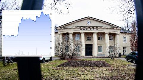 NY VEKST?: Etter en kraftig økning på børsen i 2020 har det gått mer sidelengs de siste månedene. Nå tror ekspertene på ny aksjevekst for det norske selskapet.