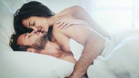 FÅR IKKE ORGASME: En spesiell måte å ha sex på kan hjelpe når orgasmen uteblir, forteller sexologen.