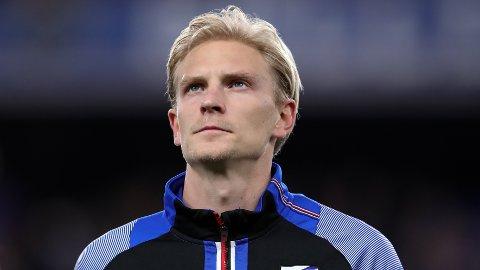 PÅ VEI BORT?: Atalanta skal være ute etter den norske landslagsspilleren Morten Thorsby.