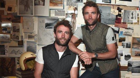 TRENINGSTEST: Hugo og Ross Turner er eneggede tvillinger. I 12 uker har de testet to ulike treningsmetoder. Resultatene viser klare forskjeller.