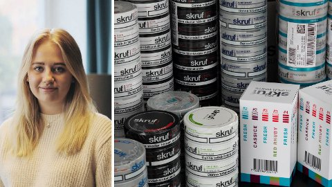 Tale Thune-Haugerud er sjefredaktør for Snusrapporten. Hun sier at snus blir primært brukt av mennesker som slutter å røyke. Nå inviterer hun til debatt om alternative snus-produkter i Norge.