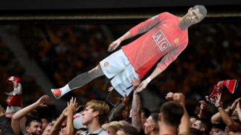 Entusiasmen har steget til værs blant norske Manchester United-supportere etter Ronaldos ankomst.