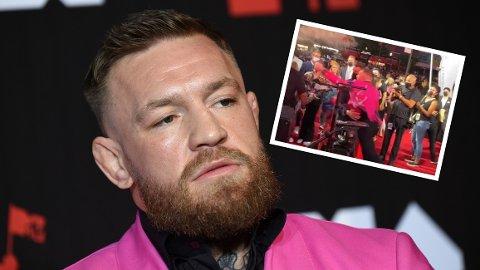 KAOS: Conor McGregor skaper igjen overskrifter utenfor sporten.