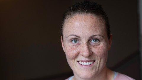 TILBAKE: Isabell Herlovsen er tilbake i norsk fotball.