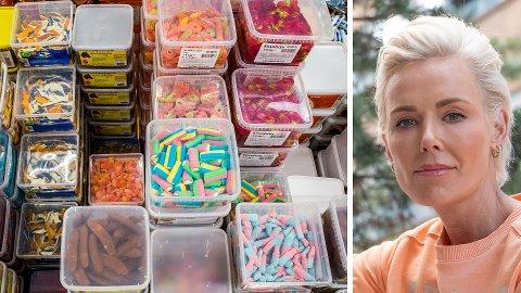 Illustasjonsbilde av godteri. Bilde av Gunhild Stordalen