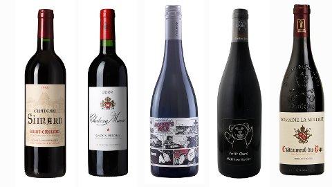 NYTT OG RØDT: Høsten betyr rødvin, og med det ferske september-slippet er det en strålende anledning til å prøve noe nytt i glasset.