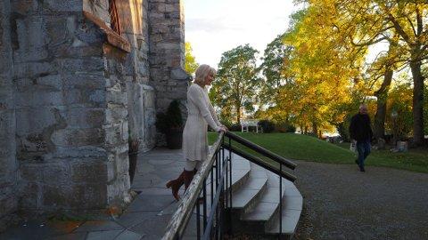 Soulmate: Wenche Strømdahl (66) har vært gift med mannen hun kaller sin soulmate, skuespillerkollega Hallbjørn Rønning (t.h.), i 42 år.