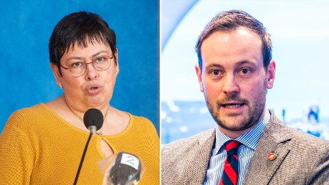 KRITISK: Frps Sivert Haugan Bjørnstad vil ha slutt på at kommunedirektøren svarer på spørsmål rettet til ordfører Rita Ottervik (Ap) i bystyret.