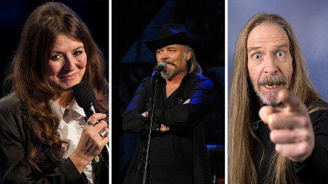 ENDRINGER: Konserter med Claudia Scott, Terje Tysland, og Øivind «Elg» Elgenes er eller vil bli flyttet som følge av at Ladekaia har fått trøbbel med skjenkebevilgningen.