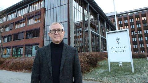 Fylkeslege Jan Vaage.