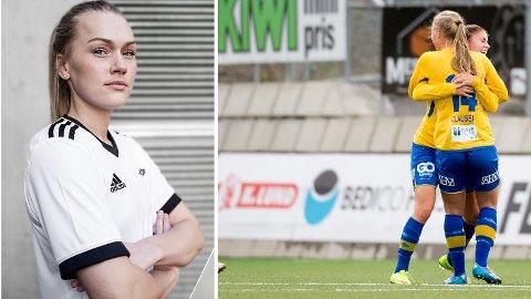 LENGE SIDEN JUBEL: Marit Clausen reagerer på at kultur- og likestillingsminister ikke ringte klubber i kvinnefotball da han skulle få innsikt i utfordringene.