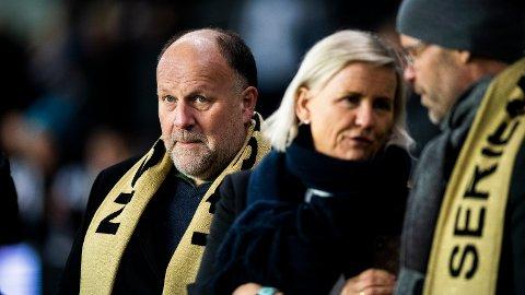 Ivar Koteng og Tove Moe Dyrhaug leder an i jakten på den nye RBK-treneren. Foto: Ole Martin Wold (NTB scanpix)