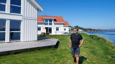 VAKKERT: De fleste hyttene er solgt, men til en langt lavere pris enn forventet.
