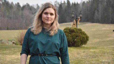 FORSØPLER DEBATTEN: – For min del har det vært vanskelig å finne ut av når kan jeg anmelde det som blir skrevet om meg, sier Miriam Einangshaug.