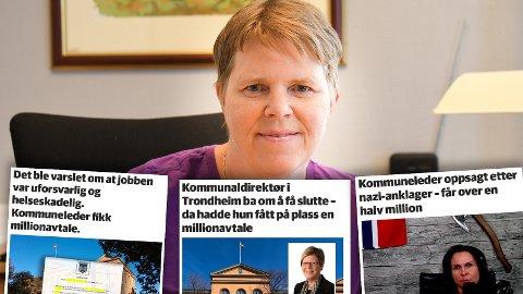 FLERE AVSLØRINGER: I løpet av de siste månedene har Nidaros kommet med flere avsløringer om sluttpakker i Trondheim kommune. Nå vil Høyres Ingrid Skjøtskift ha svar.
