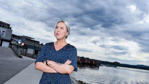 Ukultur:Namsos-politiker Gina Holmen Berre gir partikulturen i Trøndelag Ap det glatte lag og beskriver i et innlegg på trønderdebatt.no en ukultur som handler om mye mer enn Trond Giske og valgkomiteens innstilling.  FOTO: KJELL VIDAR AUNE/NAMDALSAVISA