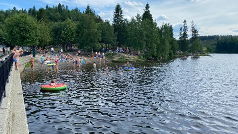 Fredag og lørdag kan det bli nye og gode muligheter for å ta seg et bad i Trondheim.