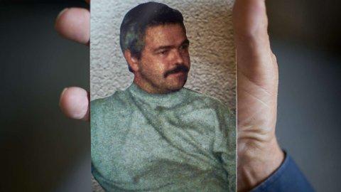 SAVNET: Bare båten ble funnet etter at Viggo Lindstrøm fra Malm kjørte hjem over Holden ei augustnatt i 1998.   FOTO: PRIVAT
