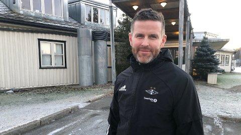 Arve Næss Kjøsnes er ansatt som ny fysioterapeut i Rosenborg.
