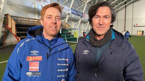 Er Roar Stokke mannen som skal lære Svein Maalen og RIL noen nye triks?