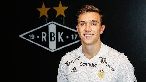 Denne mannen fikk tre kamper for Rosenborg våren 2018. Det holdt til å få to pokaler i premieskapet, men ellers fikk ikke dansken noen sjanser i Eliteserien.