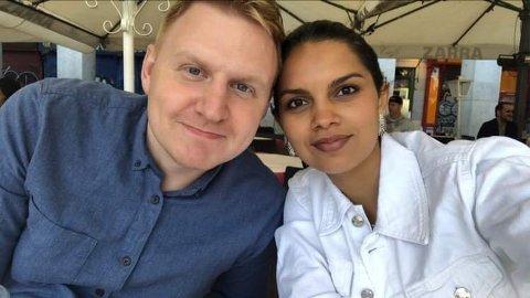 Preben Normann og  Ruth Aminta Armas Ceballos er forlovet, men har ikke kunne møtes på lenge, grunnet innreiserestriksjoner.