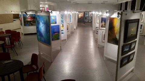 Kunstutstillingen 2015