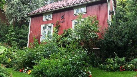 PREMIERT: Villahage i Nordalveien 38. Foto: Thomas Bartholdsen
